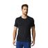adidas Men's Freelift Prime T-Shirt - Black: Image 3