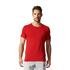adidas Men's Freelift Prime T-Shirt - Scarlet: Image 3