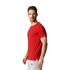 adidas Men's Freelift Prime T-Shirt - Scarlet: Image 4