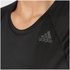 adidas Women's D2M Long Sleeve Top - Black: Image 8