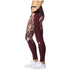 adidas Women's TechFit Tights - Print/Energy: Image 4