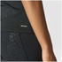 adidas Women's D2M 3 Stripe T-Shirt - Black: Image 6