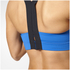 adidas Women's Climachill High Support Sports Bra - Blue: Image 7