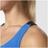 adidas Women's Climachill High Support Sports Bra - Blue: Image 6