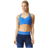 adidas Women's Climachill High Support Sports Bra - Blue: Image 3