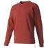 adidas Men's ZNE Crew Sweatshirt - Mystery Red: Image 1
