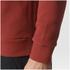 adidas Men's ZNE Crew Sweatshirt - Mystery Red: Image 7