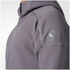 adidas Men's ZNE Hoody - Trace Grey: Image 11