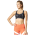 adidas Women's Climachill Marble High Support Sports Bra - Black: Image 3