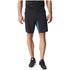 adidas Men's Crazy Train Shorts - Black: Image 3