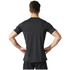 adidas Men's Freelift Climachill T-Shirt - Black: Image 5