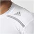 adidas Men's TechFit Climachill T-Shirt - White: Image 7