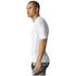adidas Men's TechFit Climachill T-Shirt - White: Image 4