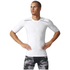 adidas Men's TechFit Climachill T-Shirt - White: Image 3