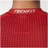 adidas Men's TechFit Climachill T-Shirt - Scarlet: Image 6