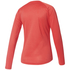 adidas Women's D2M Long Sleeve Top - Core Pink: Image 2