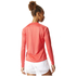 adidas Women's D2M Long Sleeve Top - Core Pink: Image 5