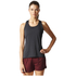 adidas Women's Climachill Tank Top - Black: Image 3
