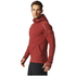 adidas Men's ZNE Hoody - Mystery Red: Image 4