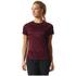 adidas Women's D2M Lose T-Shirts - Maroon: Image 3