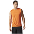 adidas Men's Supernova Sleeveless Running T-Shirt - Energy Orange: Image 3