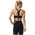 adidas Women's Climachill High Support Sports Bra - Black: Image 5