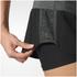 adidas Women's Ultra Energy Running Shorts - Black: Image 6