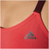 adidas Women's Seamless Low Support Sports Bra - Core Pink: Image 8