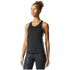 adidas Women's D2M 3 Stripe Tank Top - Black: Image 3