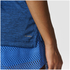 adidas Women's Boxy Melange Tank Top - Blue: Image 4