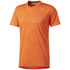 adidas Men's Supernova Running T-Shirt - Energy Orange: Image 1