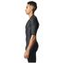 adidas Men's TechFit Climachill T-Shirt - Black: Image 4