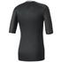 adidas Men's TechFit Climachill T-Shirt - Black: Image 2