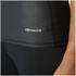 adidas Men's TechFit Climachill T-Shirt - Black: Image 7