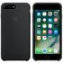 Étui en Silicone pour iPhone 7 Plus -Noir: Image 1