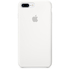 Apple iPhone 7 Plus Silicone Case - White: Image 2