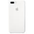 Étui en Silicone pour iPhone 7 Plus -Blanc: Image 2