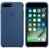 Apple iPhone 7 Plus Silicone Case - Ocean Blue: Image 1