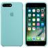 Étui en Silicone pour iPhone 7 Plus -Bleu: Image 1