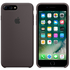 Apple iPhone 7 Plus Silicone Case - Cocoa: Image 1