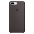 Apple iPhone 7 Plus Silicone Case - Cocoa: Image 2