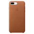 Apple iPhone 7 Plus Leather Case - Saddle Brown: Image 2