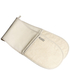 Le Creuset Double Oven Gloves - Cream: Image 1