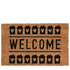 Welcome Doormat - Natural: Image 1