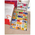 Flair Matrix Kiddy Rug - Abc Multi (100X160): Image 1