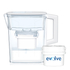 Aqua Optima 2.1L White Compact Water Filter Jug with 30 Day Evolve Filter Cartridge (1 Month Starter Pack): Image 1