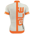 Alé PRR 2.0 Arcobaleno Jersey - Grey/Orange: Image 3