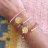 Anni Lu Women's From Paris Bracelet - Gold: Image 3