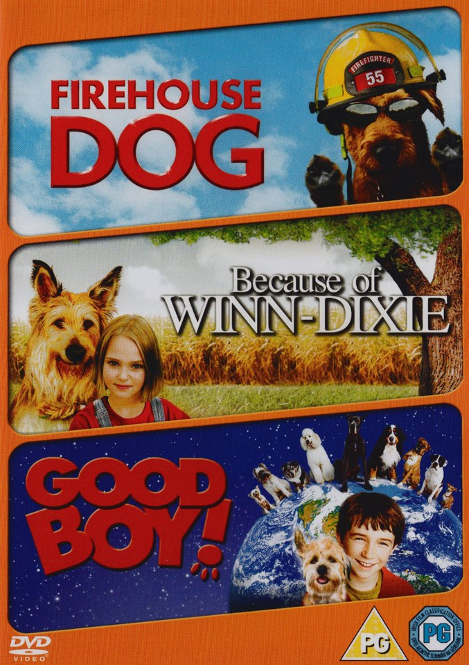 Firehouse Dog Uk Dvd