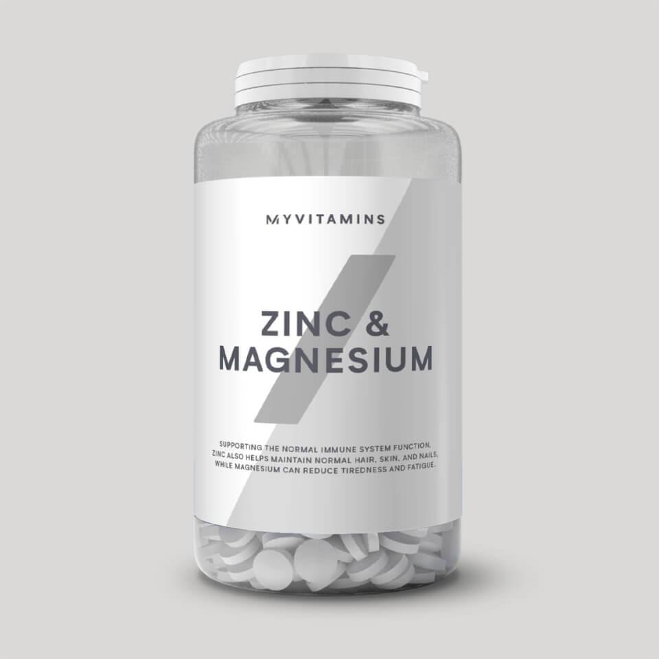 magnesium innan läggdags